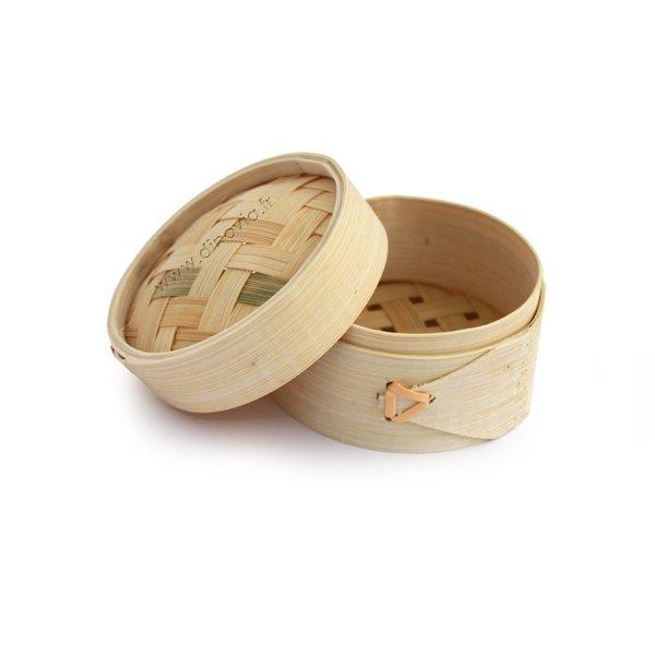 Mini vapeur bambou