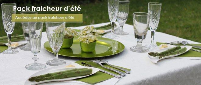 Assiette florale